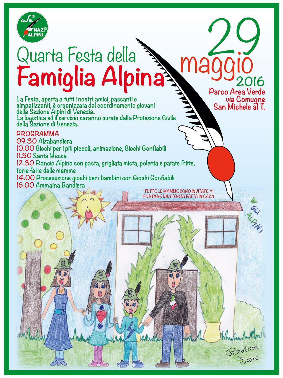 Festa della Famiglia Alpina
